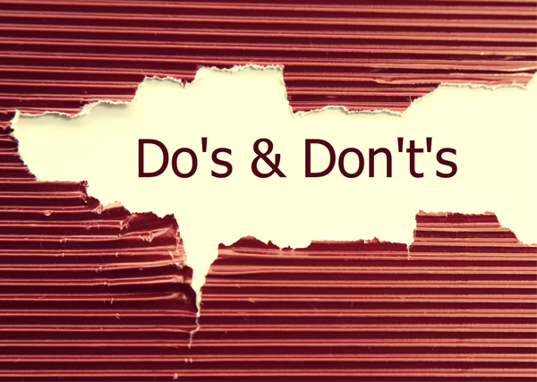 Purchasing Do's and Don'ts for Charter Schools